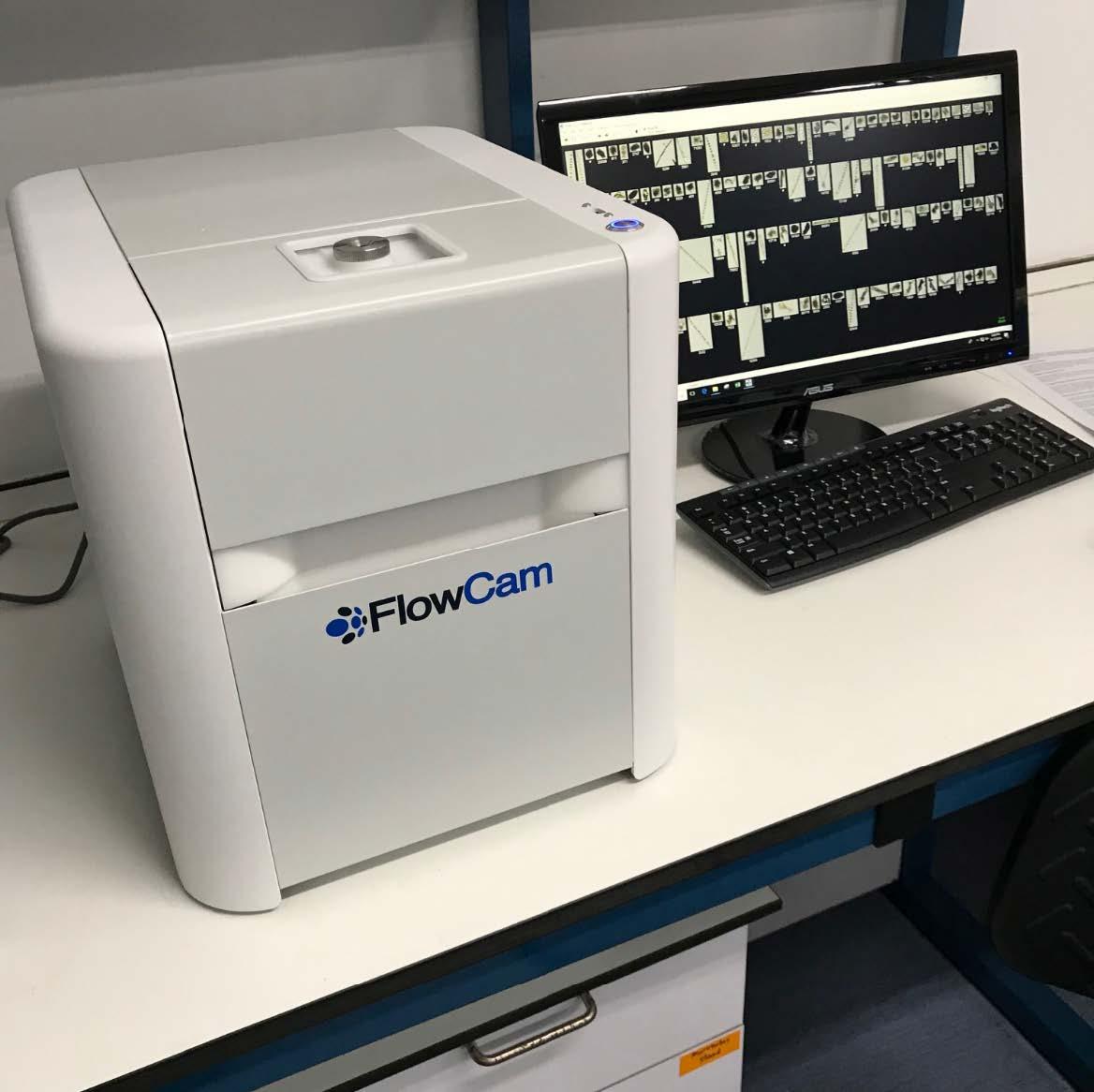The FlowCam 8000